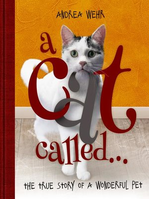cover image of A Cat Called ...