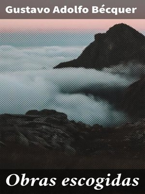cover image of Obras escogidas