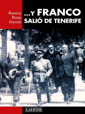 cover image of ... Y Franco salió de Tenerife