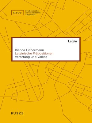cover image of Lateinische Präpositionen