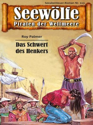 cover image of Seewölfe--Piraten der Weltmeere 113