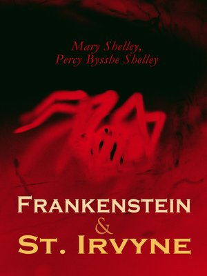 cover image of Frankenstein & St. Irvyne