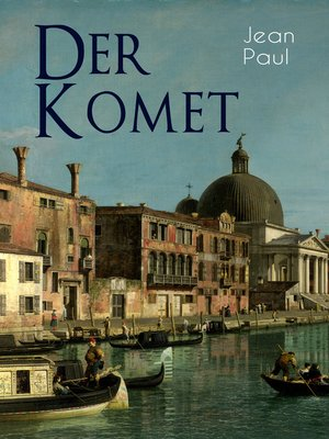 cover image of Der Komet