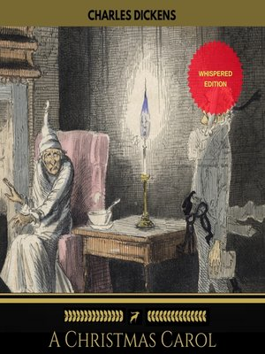 cover image of A Christmas Carol (Whispered Edition) (Golden Deer Classics)