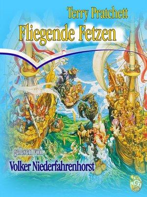 cover image of Fliegende Fetzen