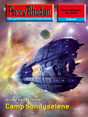 cover image of Perry Rhodan 2357