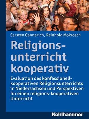 cover image of Religionsunterricht kooperativ