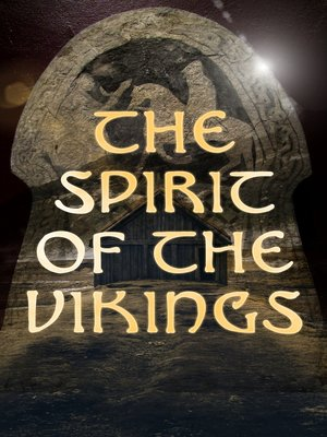 cover image of The Spirit of the Vikings