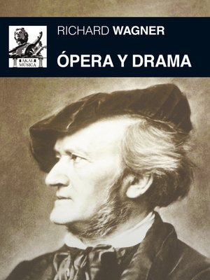 cover image of Ópera y drama