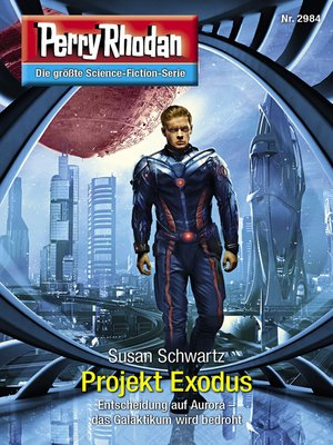 cover image of Perry Rhodan 2984