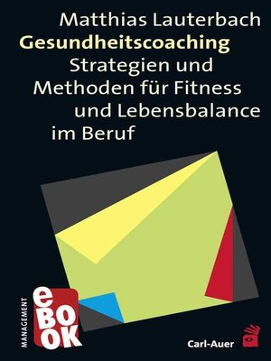 cover image of Gesundheitscoaching