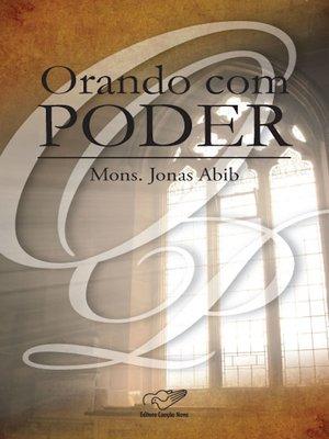 cover image of Orando com Poder