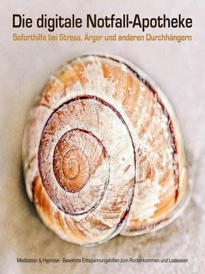 cover image of Die digitale Notfall-Apotheke