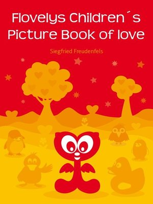 cover image of Flovelys Children´s Picture Book of love