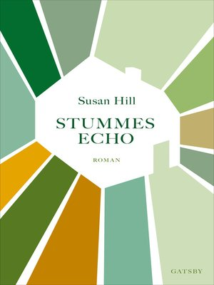 cover image of Stummes Echo