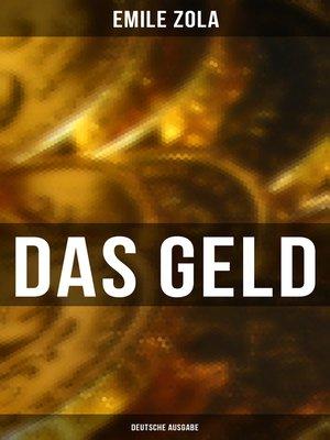 cover image of DAS GELD (Deutsche Ausgabe)