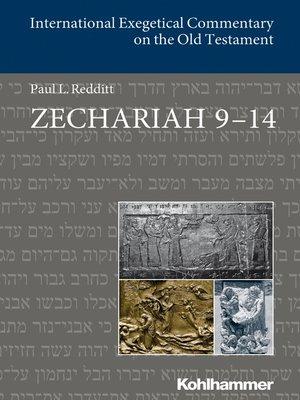 cover image of Zechariah 9-14