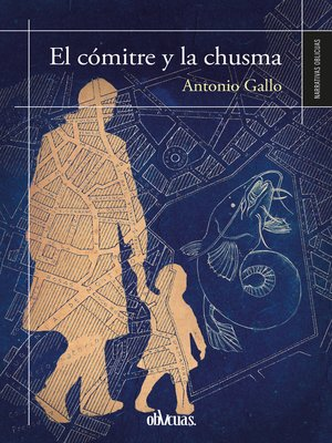 cover image of El cómitre y la chusma