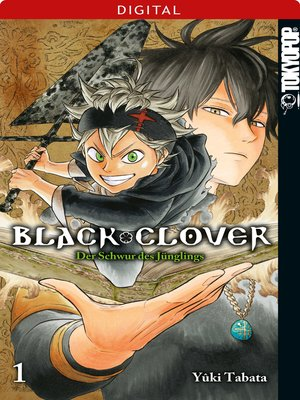 cover image of Black Clover 01