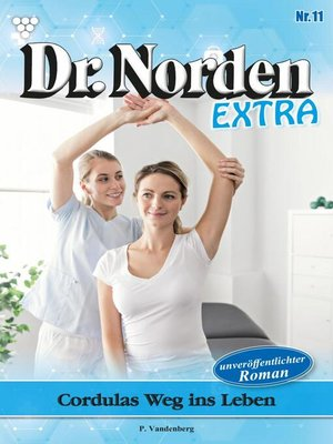 cover image of Dr. Norden Extra 11 – Arztroman