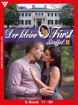 cover image of Der kleine Fürst Staffel 8 – Adelsroman