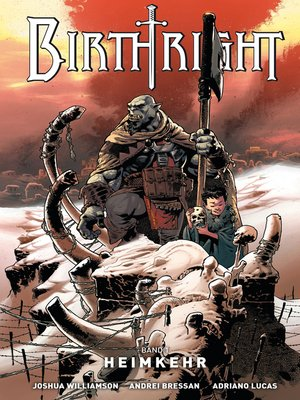 cover image of Birthright 1