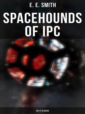 cover image of Spacehounds of IPC (Sci-Fi Classic)