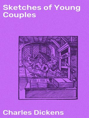 cover image of Sketches of Young Couples