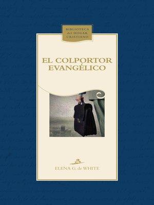 cover image of El colportor evangélico