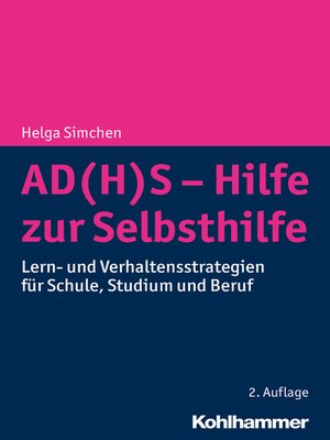 cover image of AD(H)S--Hilfe zur Selbsthilfe