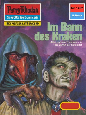 cover image of Perry Rhodan 1207