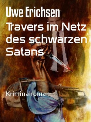 cover image of Travers im Netz des schwarzen Satans