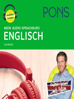 cover image of PONS Mein Audio-Sprachkurs ENGLISCH