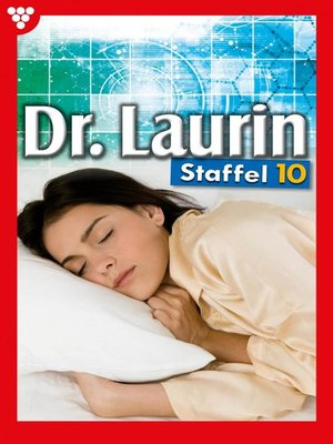 cover image of Dr. Laurin Staffel 10 – Arztroman