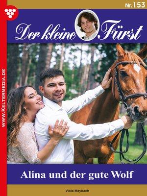 cover image of Der kleine Fürst 153 – Adelsroman