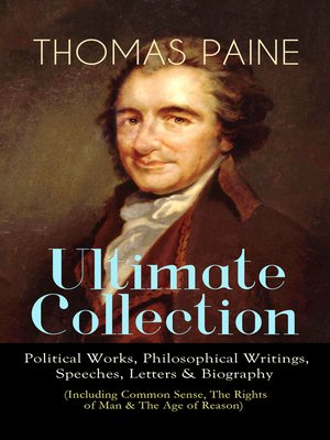 cover image of Thomas Paine Ultimate Collection