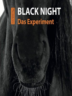 cover image of Black Night--Das Experiment