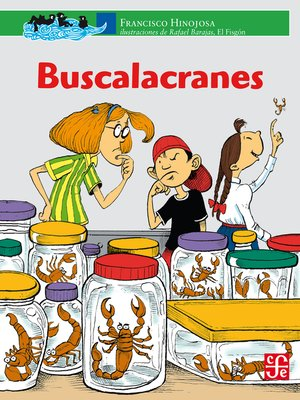 cover image of Buscalacranes