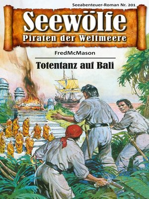 cover image of Seewölfe--Piraten der Weltmeere 201