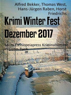 cover image of Krimi Winter Fest Dezember 2017