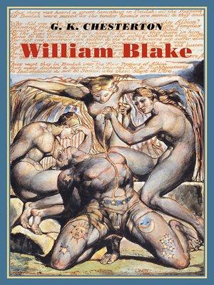 cover image of William Blake