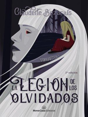 cover image of La legión de los olvidados