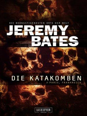 cover image of DIE KATAKOMBEN