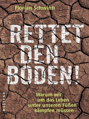 cover image of Rettet den Boden!