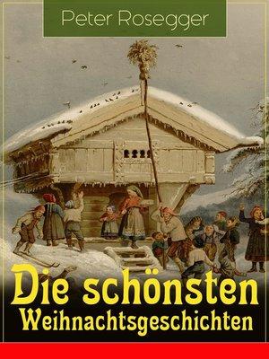 cover image of Die schönsten Weihnachtsgeschichten
