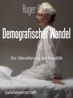 cover image of Demografischer Wandel