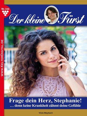 cover image of Der kleine Fürst 104 – Adelsroman