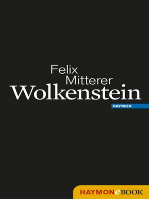 cover image of Wolkenstein
