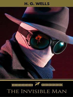 cover image of The Invisible Man (Golden Deer Classics)