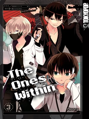 cover image of The Ones Within--Band 3